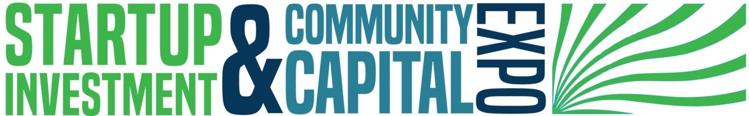 Startup Investment and Community Capital Expo