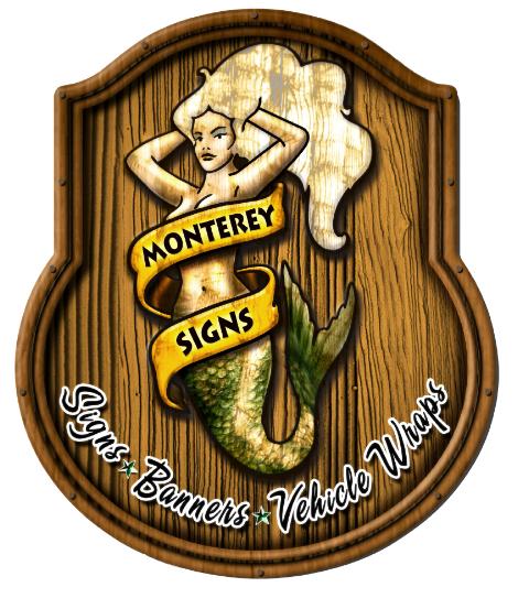 Monterey Signs logo