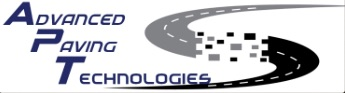 Advanced Paving tech Logo