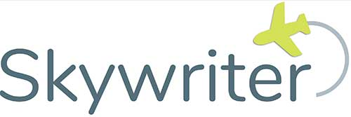 Skywriter company logo