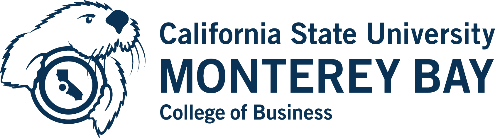 CSUMB College of Business logo